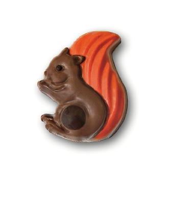 Chocolate Sonia The Squirrel