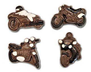 Chocolate Motorbikes