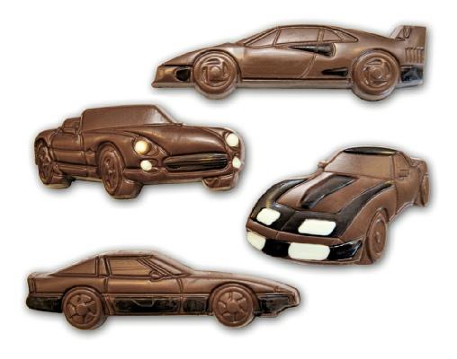 Chocolate Cars