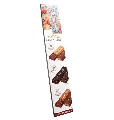 Grazioso Coffee Chocolate Bars 3 Pack