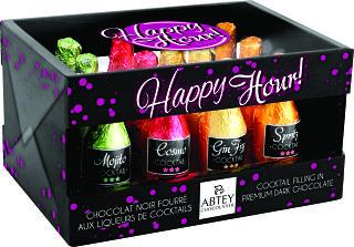 Abtey Happy Hour Chocolate Cocktail Liqueurs