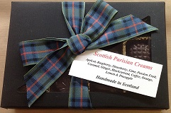 Handmade Scottish Parisian Creams Small Gift Box
