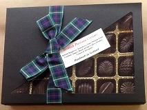Handmade Scottish Parisian Creams Large Gift Box