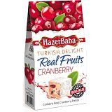 Hazer Baba Cranberry Turkish Delight