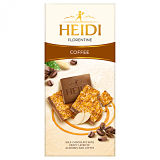 Heidi Florentine Coffee Milk Chocolate Bar