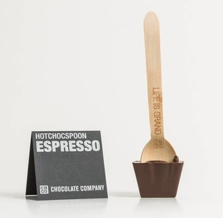Hot Choc Spoon Espresso