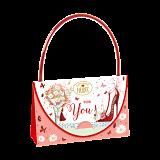 Heidel Valentines Bag with Chocolates