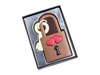 Chocolate Padlock