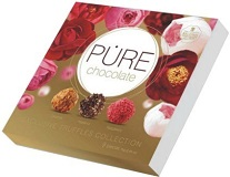 Pure Chocolate 9 Truffle Selection Box