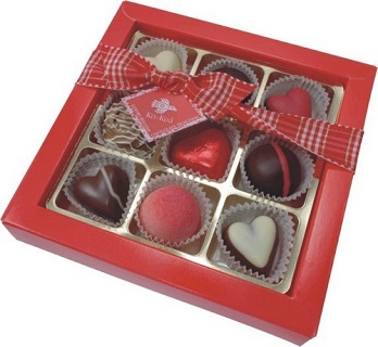 Ko-Koa Valentines Praline Assortment