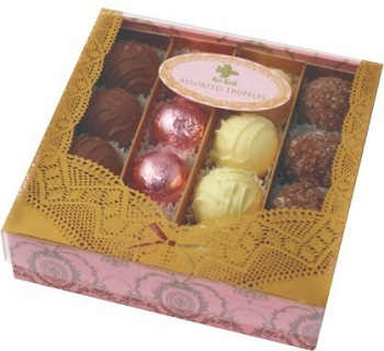 Ko-Koá Truffle Assortment Lace Box