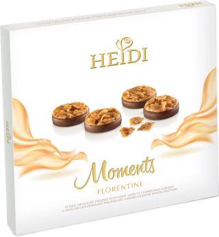 Heidi Florentine Milk Chocolate Moments