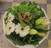 The Shamrock Hand-Tied Bouquet