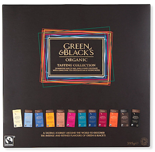 Green & Black's Organic Tasting Collection