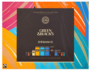 Green & Black's Organic Connoisseur Tasting Collection