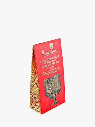 Holdsworth Fiery Ginger Enrobed in Dark Chocolate