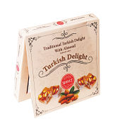 Servet Traditional Turkish Delight with Almond