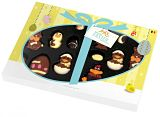 ICKX Belgian Chocolate Easter Shapes