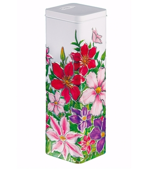 Churchill's Shortbread Clematis Tin