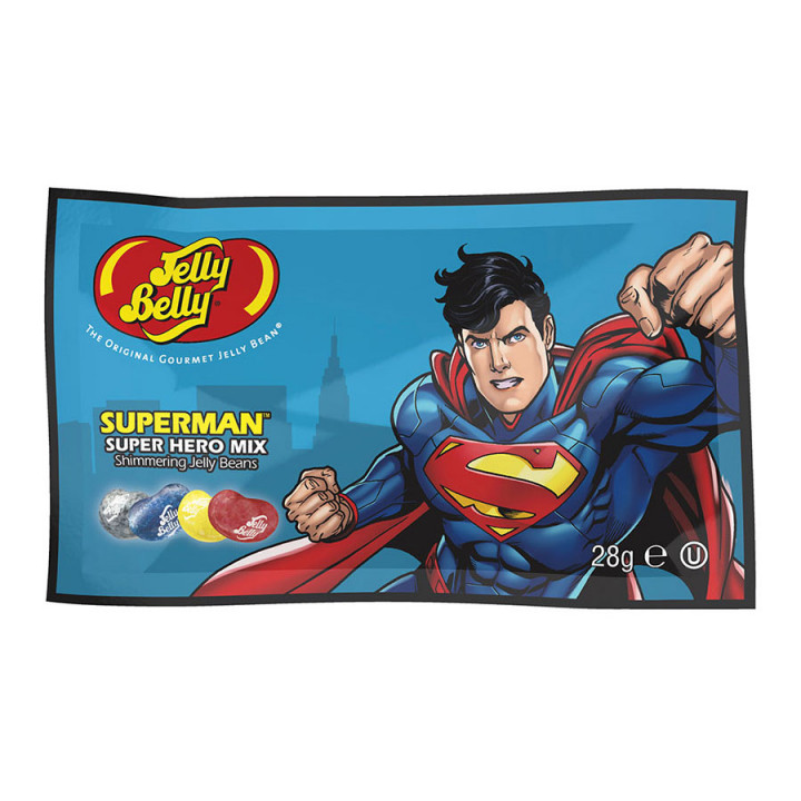 Superman Super Hero Jelly Beans Mix