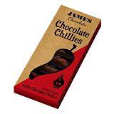 James Chocolates Milk Chocolate Chillies