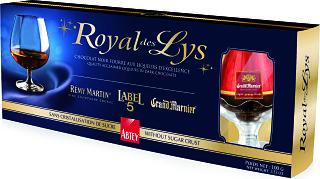 Abtey Royal des Lys Assorted Liqueur Chocolate