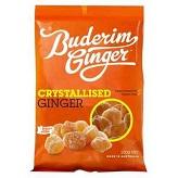 Budurim Crystalised Ginger Bags
