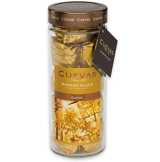 Cuevas Marron Glacé  Large Jar