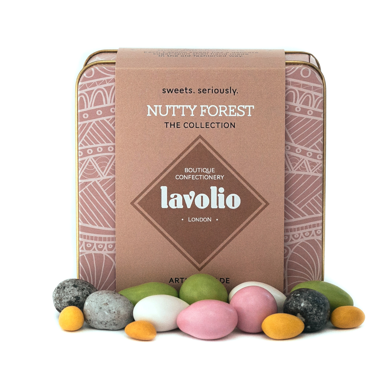 Lavolio Nutty Forest Collection