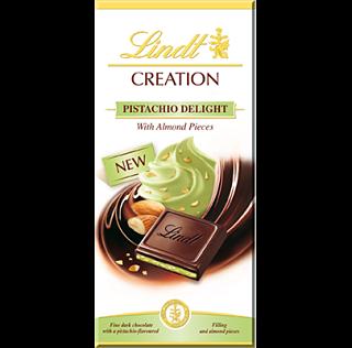 Lindt Creation Pistachio Delight Bar