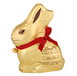 Lindt 200g Gold Milk Chocolate Bunny