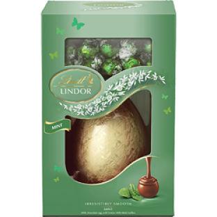 Lindt Lindor Mint Egg