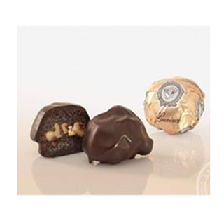 Laurence Galarie De Chocolat Plum & Walnut Dark Chocolate