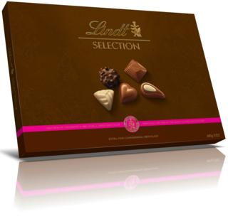 Lindt Continental Chocolate Selection Box