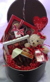 Chocolate with love Hamper
