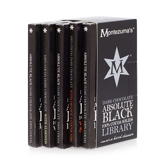 Montezuma's Absolute Black Library