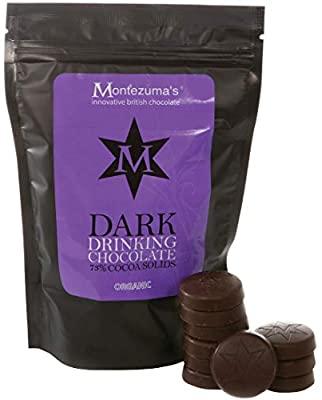 Montezuma's 73% Dark  Drinking Chocolate Discs