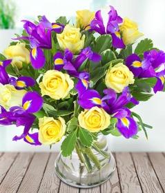 Twilight Spring Bouquet