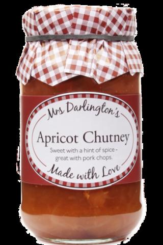 Mrs Darlington's Apricot Chutney