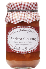 Mrs Darlington's Apricot Chutney