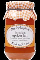 Mrs Darlington's Apricot Jam