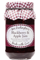 Mrs Darlington's Blackberry & Apple Jam