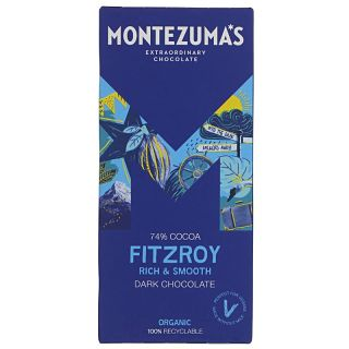 Montezuma's Fitzroy Dark Chocolate Bar
