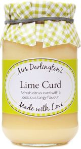 Mrs Darlington's Lime Curd