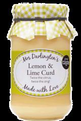 Mrs Darlington's Lemon & Lime Curd