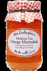 Mrs Darlington's Medium Cut Orange Marmalade