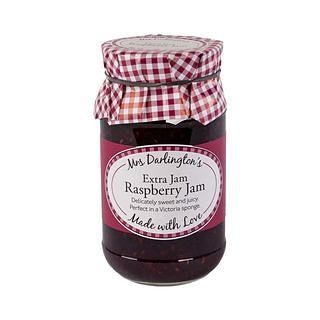 Mrs Darlingtons Raspberry Jam