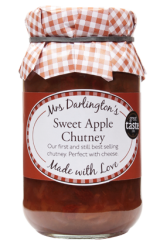 Mrs Darlington's Sweet Apple Chutney