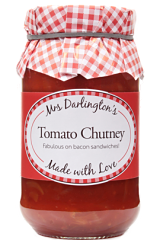 Mrs Darlington's Tomato Chutney