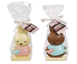 Milk Chocolate Miffy Bunny